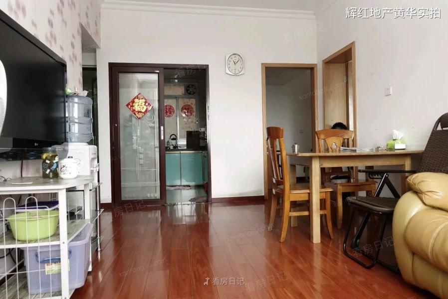 晖景大厦 东南向可望江 精装电梯大三房 地段优越 仅售520