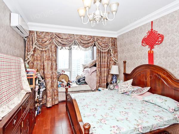 为你而选 首邑溪谷 3室2厅 123平