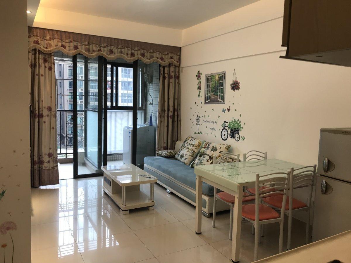 宏城汇一房一厅 高楼层视野开阔 白江地铁口 新装修急售118