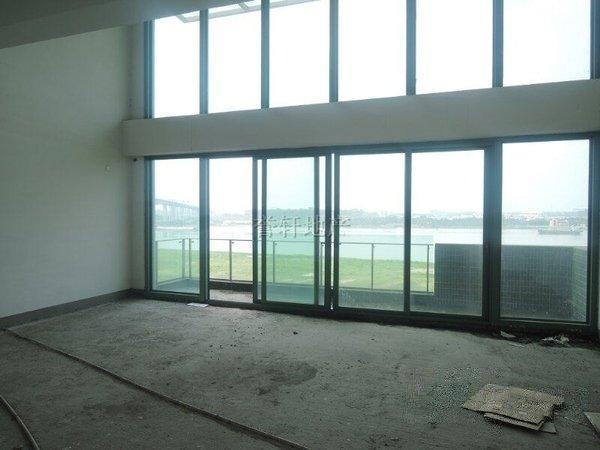 剑桥郡滨爵 顶楼复式 送200平方私家露台 一线江景