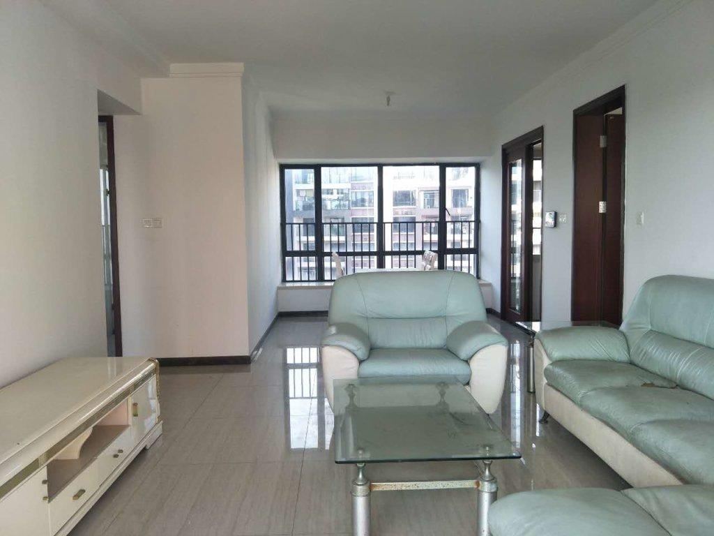越秀滨海隽城 3室 南北对流 可改4房使用率非常高,看房有钥