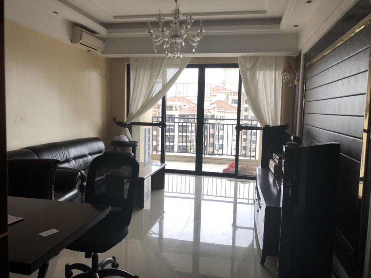 锦绣香江布查特国际公寓东南向三房 过2年 望园景 看房方便