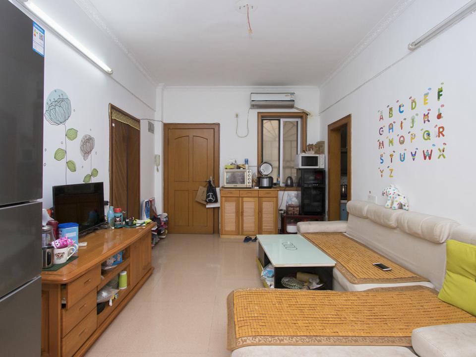 赤岗一街: 省级学位房,二房一厅,环境优美