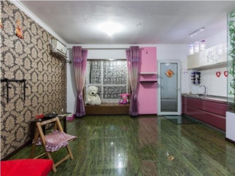 良乡瑞雪春堂满五年一套 精装修开间 开放式厨房