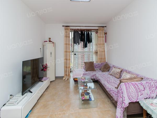 为你而选为你为家 中间楼层两居,朝南采光好,产权清晰,放心购买