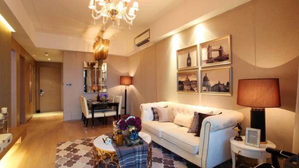 富力东山新天地  标杆 奢华  公寓 带阳台 可明火