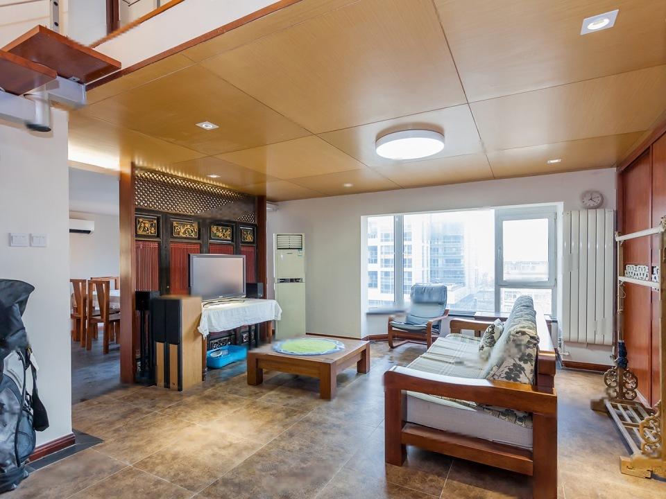 新上禾风相府精装复式三室两厅两卫 人车分流 电梯入户 商品社区
