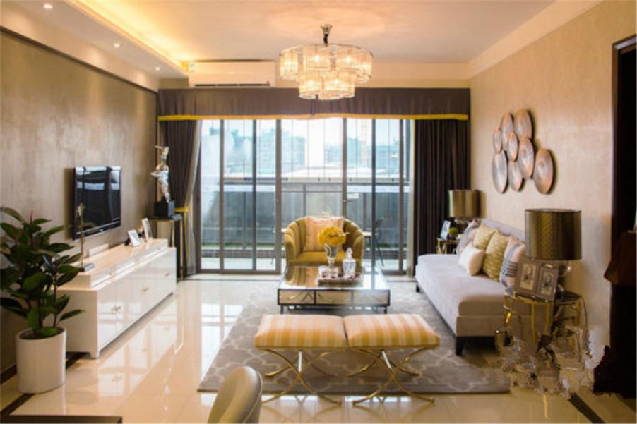 万达广场公寓 千灯湖繁华地段  两房 以租养供税费少
