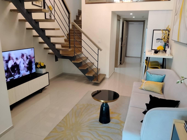 南沙珠江湾 5米复式公寓  品牌酒店包租