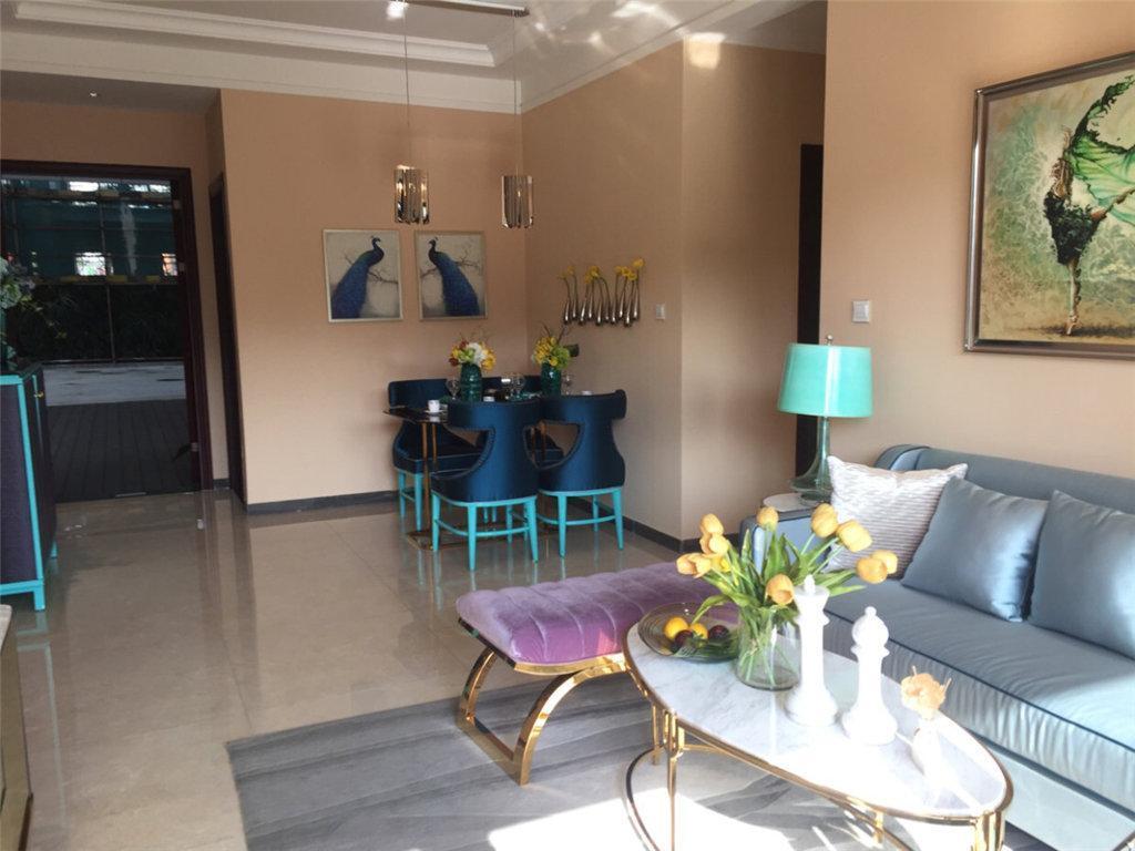 御江南国际社区 精装3房2厅 带省级学位 配套齐全环境优美