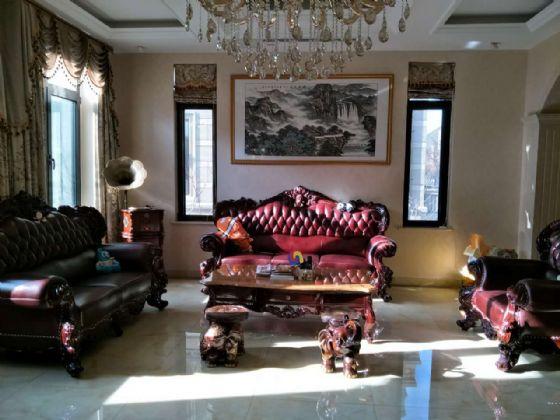 中海尚湖世家,经典别墅,送花园,送地下室,一口价1550万