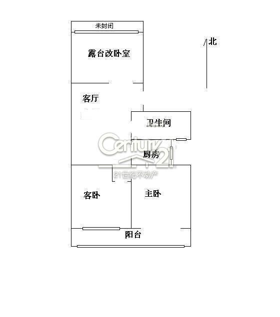 东直门强烈推荐 东中街三室一厅一卫 户型方正