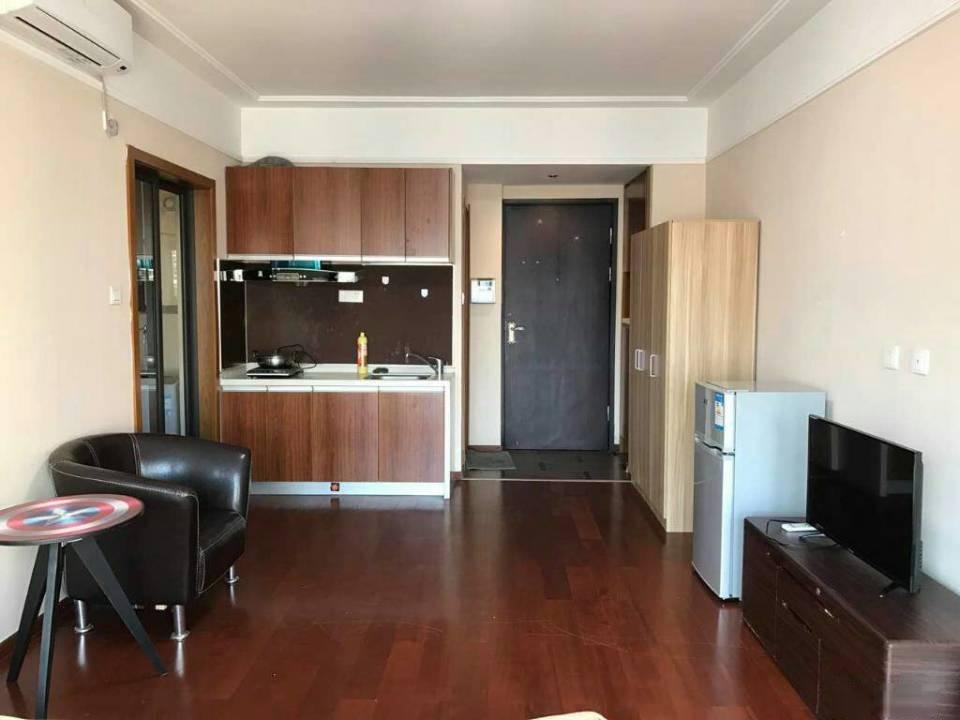 深业城公寓 品质小区 百分之43绿化率 环境舒适