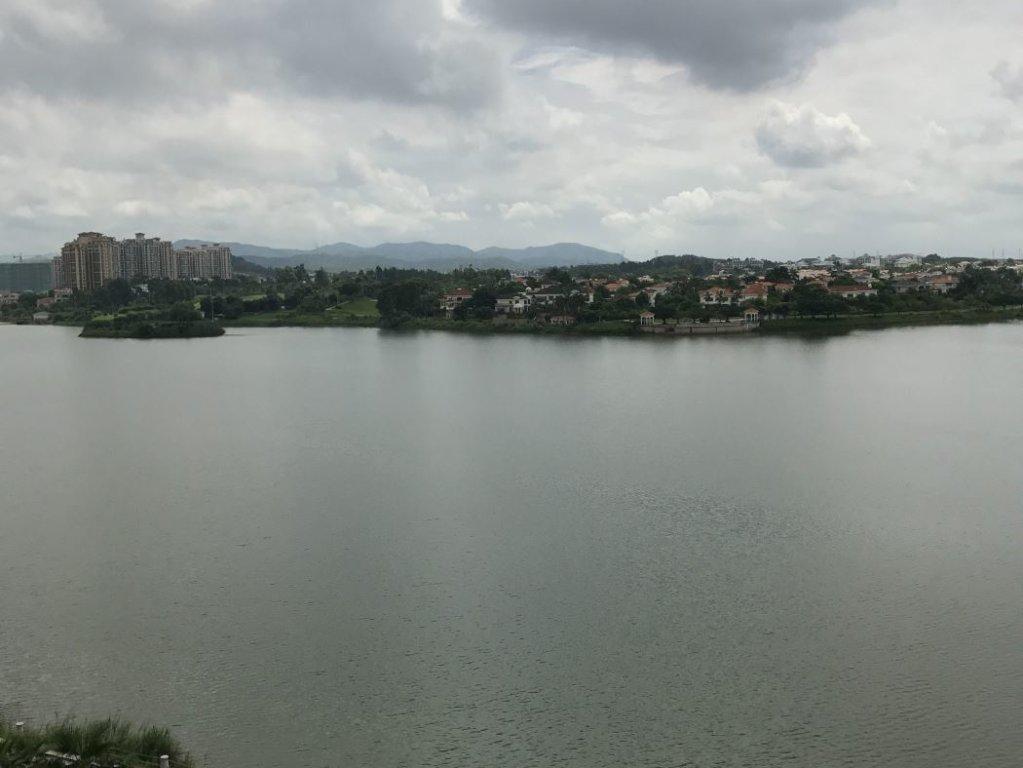 美林湖一线湖景三房 南向望湖南北对流 南向湖景洋房