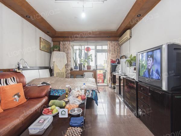 为你而选为你为家 东城区 景泰东里 东南大两居室 可上一师
