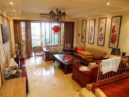 锦绣半岛西区 全新装修2房2厅 过五