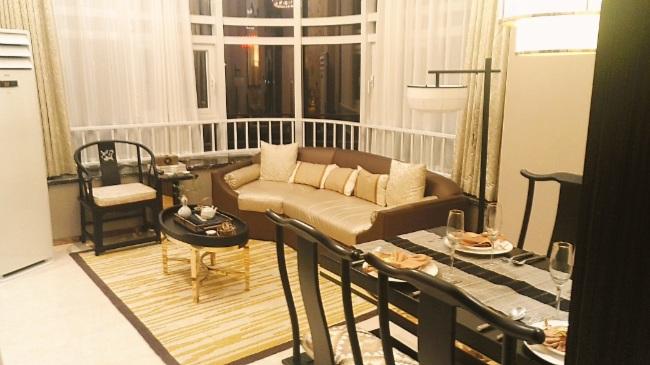 大兴新城 新起之秀 院子系物业服务 住宅式居住体验 泰禾