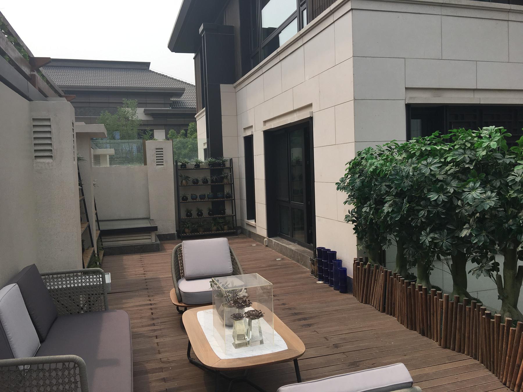 泰禾丽春湖新中式院子 西北五环院落别墅 汇九洲盛景于一院