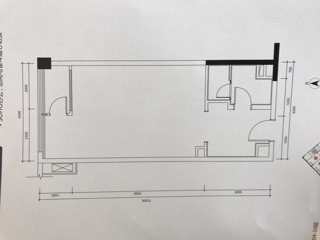 花都机场线空港CBD碧桂园星港国际个人可以买 首付9万带阳台