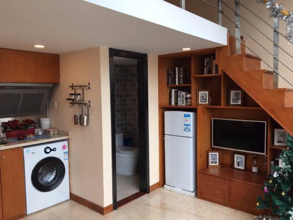 海珠区一手复式公寓 酒店包租包管 0月供