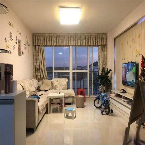 东圃明珠新村 新精装两房 交通便利 楼层好采光通透