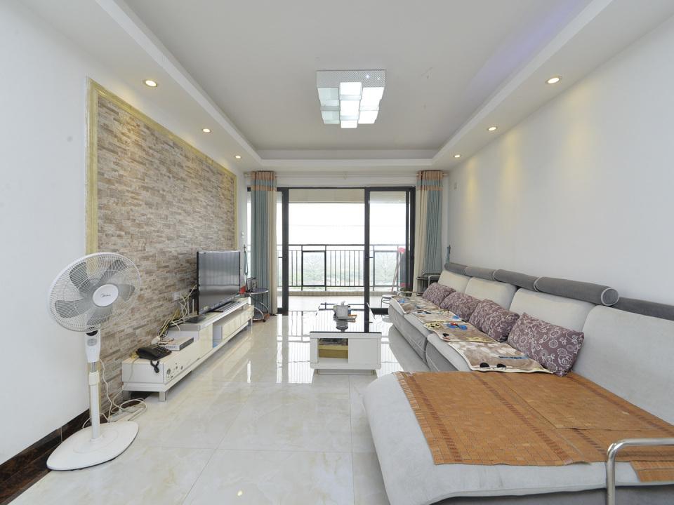 越秀可逸江畔 高层望江南向 带主套三房 少有此户型出售