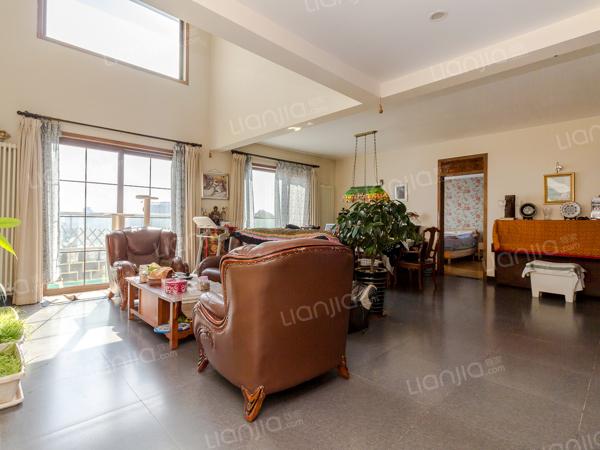 为你而选为你为家 宝星园 南向复式 大户型 卧室客厅都朝南