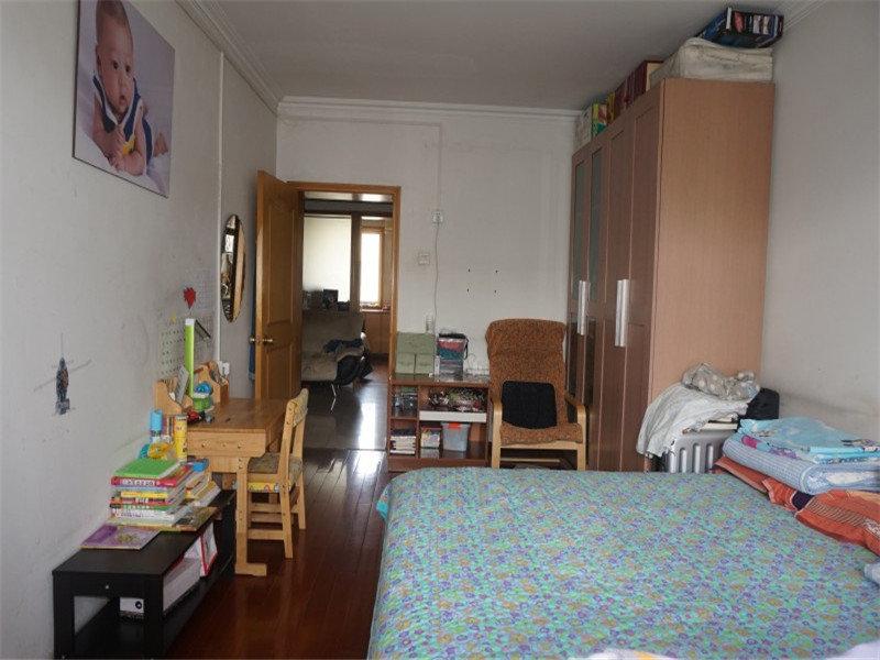 清河8号线地铁永泰东里中间层两居室,精装修,看房方便