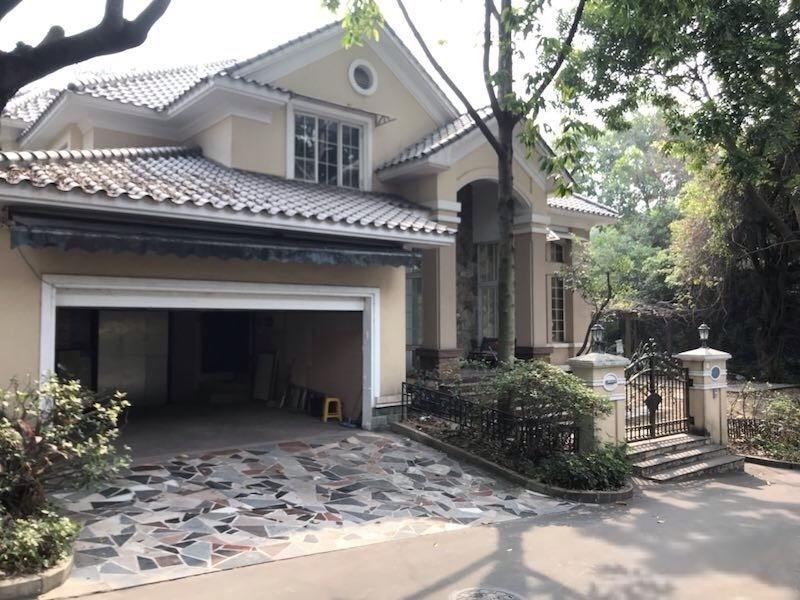 锦绣香江牡丹园360方大独栋+500方花园私密性超强位置安静