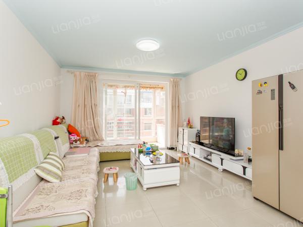 为你而选为你为家 北京人家 南北双通透两居 满五年北京就一套房产