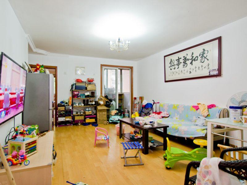 西三旗 沁春家园小区 南北通透两居室 楼层好 采光无遮挡