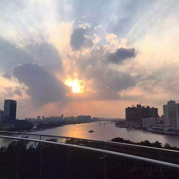 天誉半岛 三江汇聚  270度全屏江景 洲头咀公园