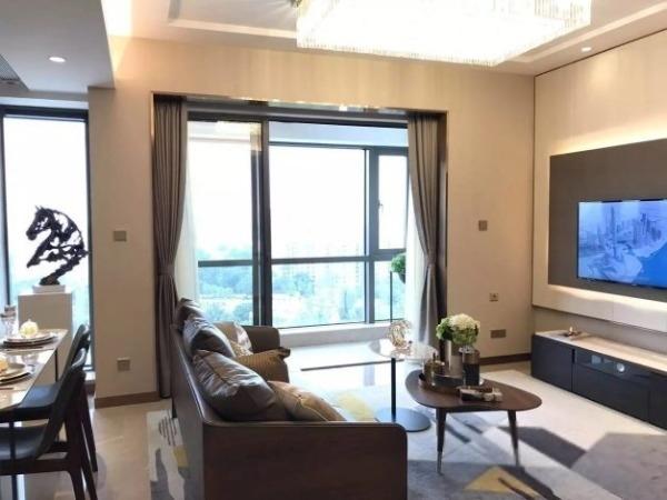 珠江新城旁国际金融城 佳兆业1号 内部转名单位 东南向高层看江景