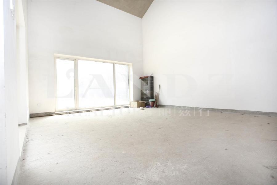 泰禾红御一期中式,南花园400平,客厅7.5米挑高,钥匙房