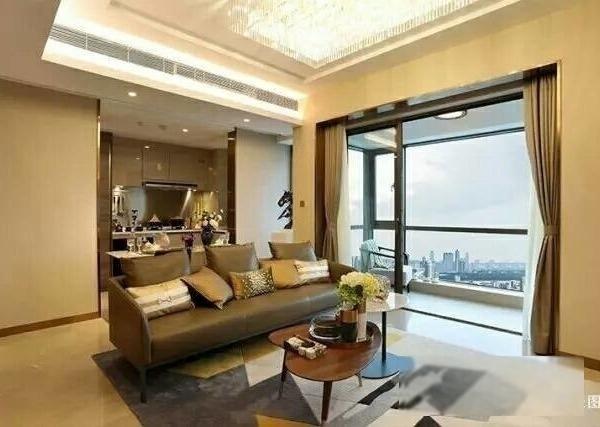 佳兆业壹号 广州国际金融城 在售全新一手楼 面积至大到300方