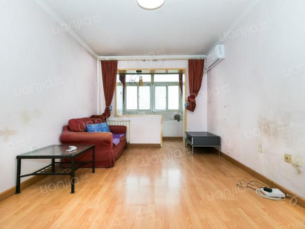 为你而选为你为家 满五年房改房 三环内电梯楼 南向一居室