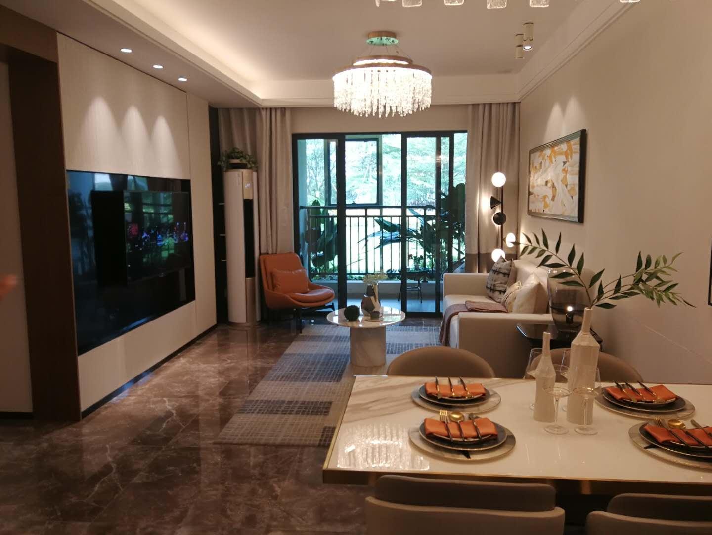 雍翠新城 精装三房南北对流 省一级学位近地铁首付15万买三房
