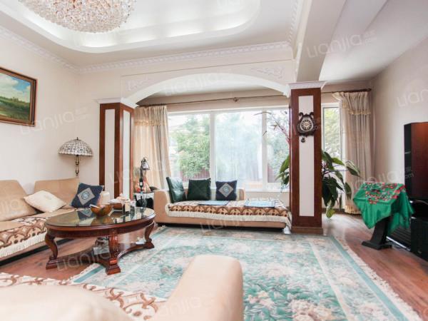 为你而选 蓬莱苑独栋别墅 南入户南花园 精装修房本满五年