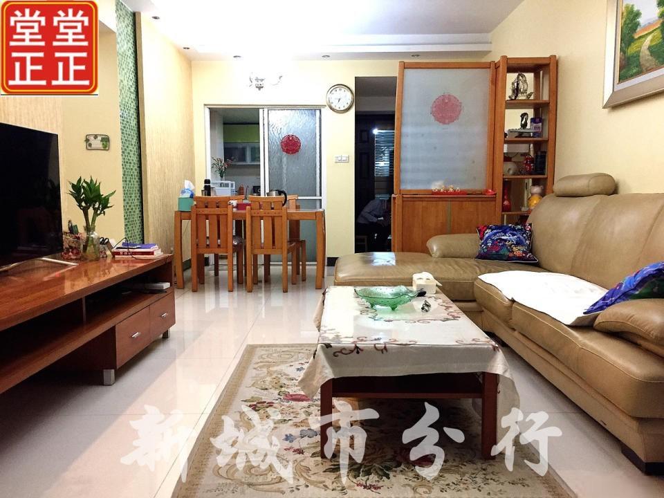 亿海湾,厅出阳台望江三房,户型方正实用,104方仅售550万