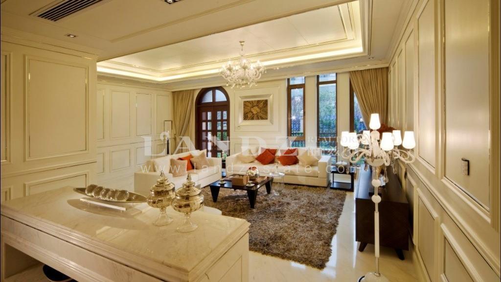 孙河2400万买一套独栋!龙湖地上3层别墅!可扩建!