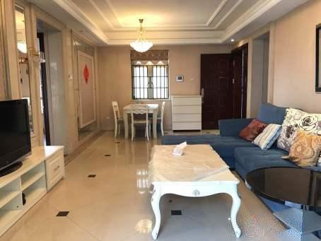 富力银禧花园  楼wang 南向单位   三房+工人房+入户花园