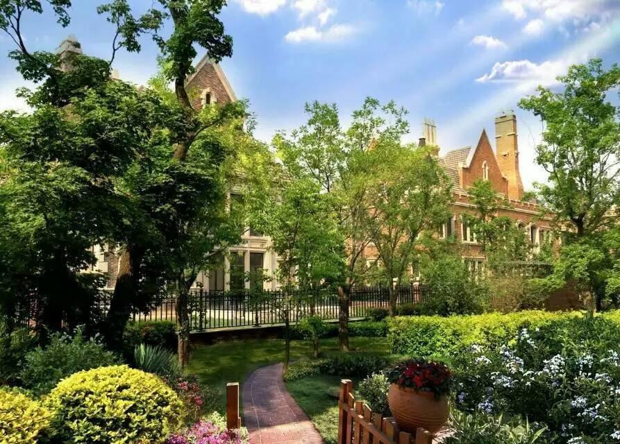单价4万+850平米+含3产权车位+16年原购裸房价2200万+公园别墅