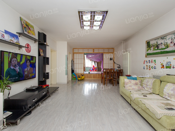 为你而选为你为家 清和园经典三居户型 满五年 改善房