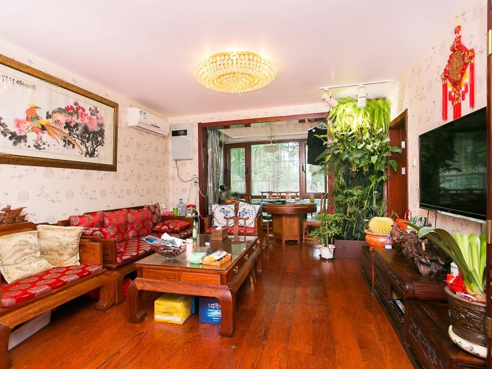 拥金1.2,富卓苑小区,低楼层,精装修大两居,总价低随时看房