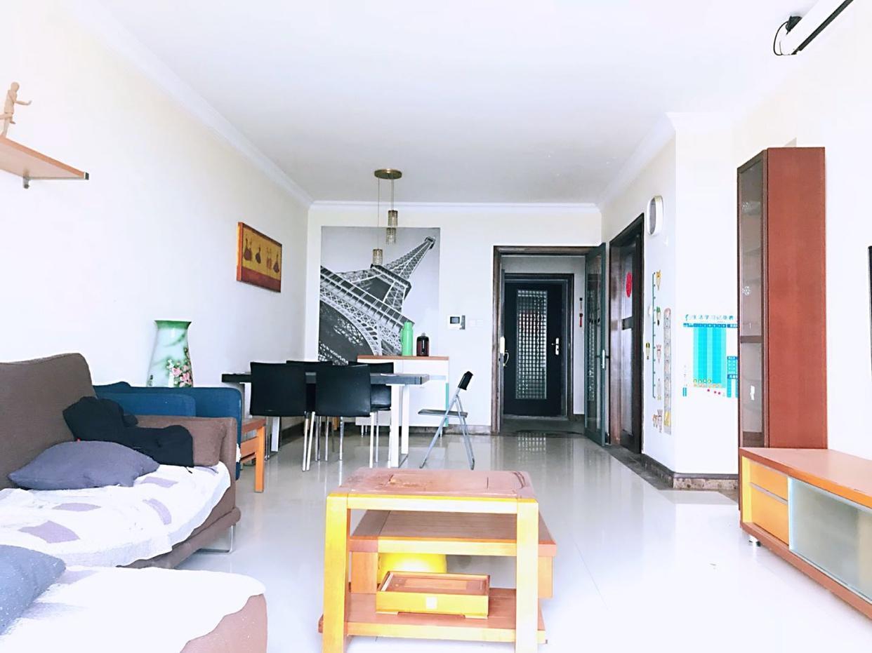 华景新城 珠江俊园 中楼层户型方正大三房带主套 双省级学位