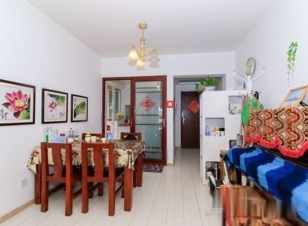 富力花园 2房2厅 套间整洁 产权清晰 送部分家私家电 欢迎咨询