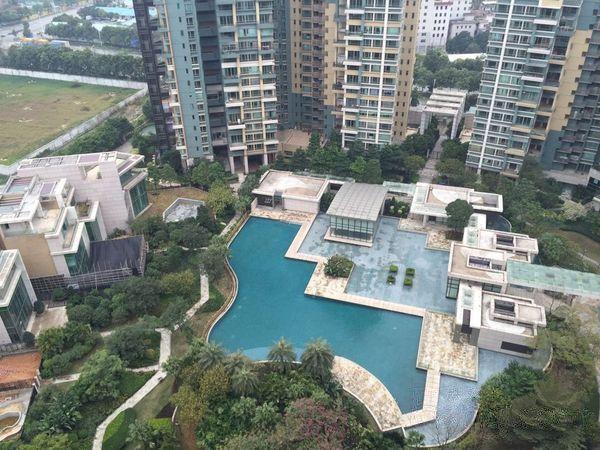 凯旋门 尊贵的身份象征 花园 天际独立屋 带私家泳池!