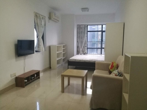 华阳本部学位 经典户型 嘉尚国际公寓 爱的小屋 尽享欢乐生活