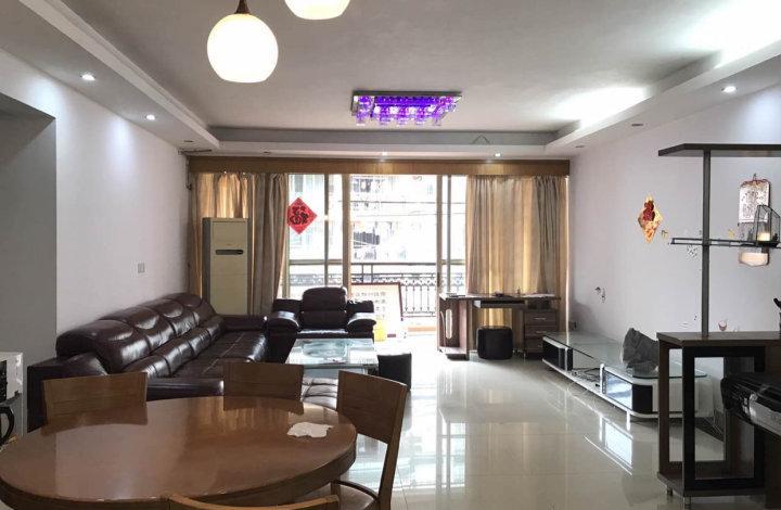 车陂金融城 骏景花园136方4房单边位东北有阳光钥匙看房