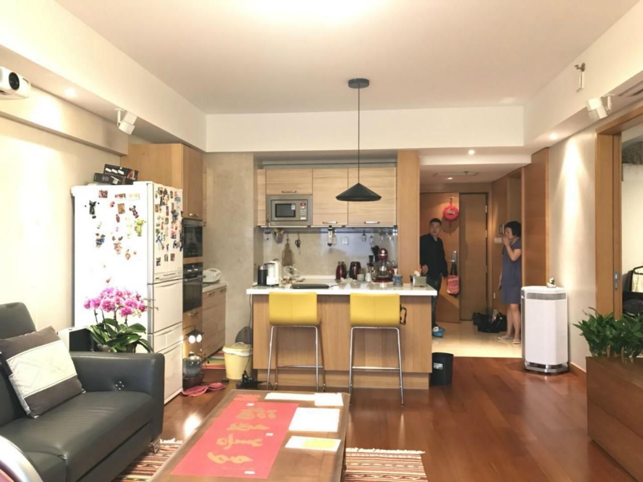 金茂府 2室出售 户型方正 西南 朝向  恒温恒湿恒氧科技住宅